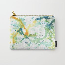 Fun Abstract Colour Pattern Carry-All Pouch