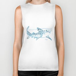 Tiger Shark II Biker Tank