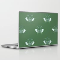 tennis Laptop & iPad Skins featuring Tennis by S. Vaeth