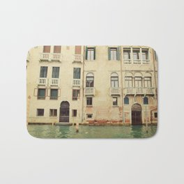 Venice Waterways Bath Mat