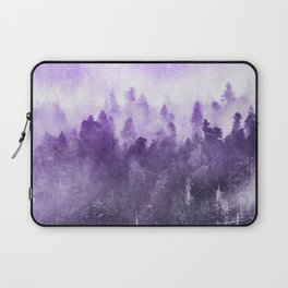 Ultra Violet Adventure Forest Laptop Sleeve