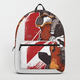 German Shepherd Gamer Backpack