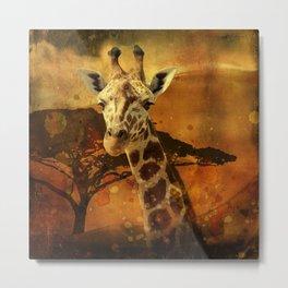 Serengeti Metal Print