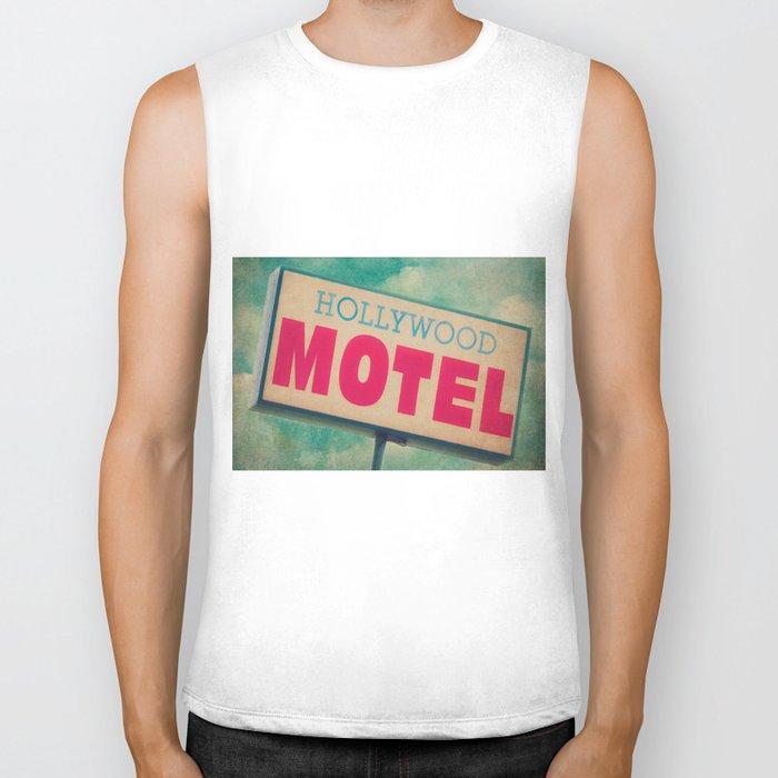 The Hollywood No-Tell Motel Biker Tank