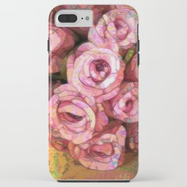 Vintage Wild Roses iPhone Case