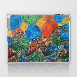 Waves in my Dreams Laptop & iPad Skin