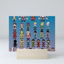 Brotal Kombat Mini Art Print
