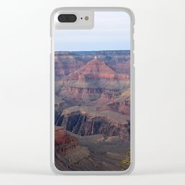Grand Canyon #16 Clear iPhone Case