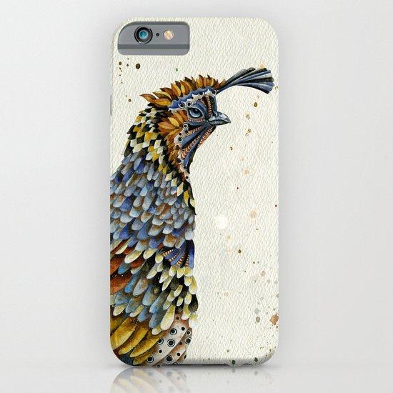 QUAIL KREIOS 2 iPhone & iPod Case