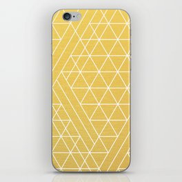 Golden Goddess iPhone Skin