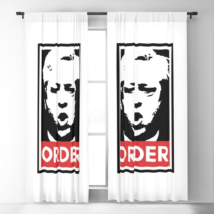 Order - John Bercow Blackout Curtain