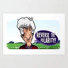 Reverse the Polarity Art Print