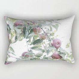 How About Them Apples Rectangular Pillow