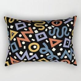 Colorful Party! Rectangular Pillow