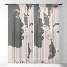 whisper 2 Sheer Curtain