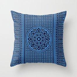 Fifty-three Throw Pillow