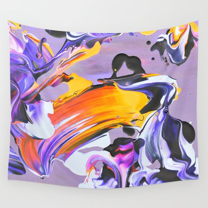 .untitled. Wall Tapestry