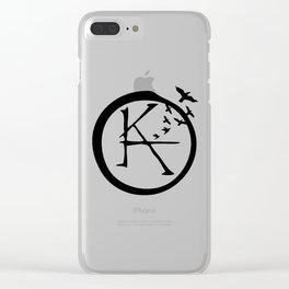 Ka-Tet Ka The Dark Tower Clear iPhone Case
