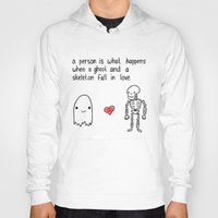 medical Hoodies featuring Medical Fact by Eat Yr Ghost