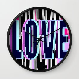Only Love Wall Clock