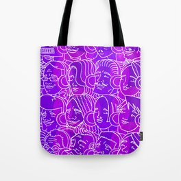 For Your Ears Tote Bag