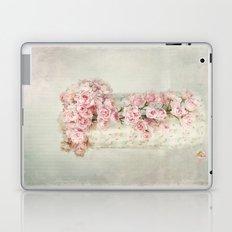 romantic roses Laptop & iPad Skin