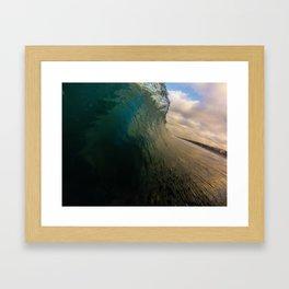 Sunrise Perfection Framed Art Print