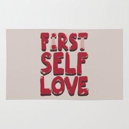 Self love Rug