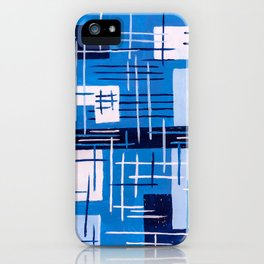 Living in levity iPhone Case