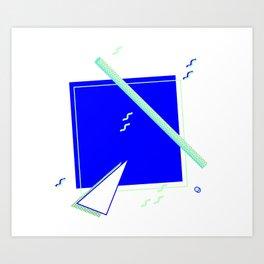 M E M P H I S #2 Art Print