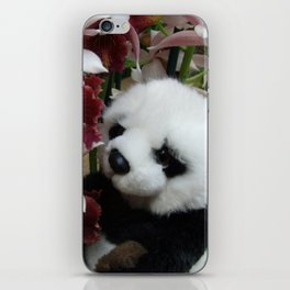 Panda-Zara iPhone Skin