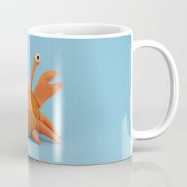 Crab tangerine Coffee Mug
