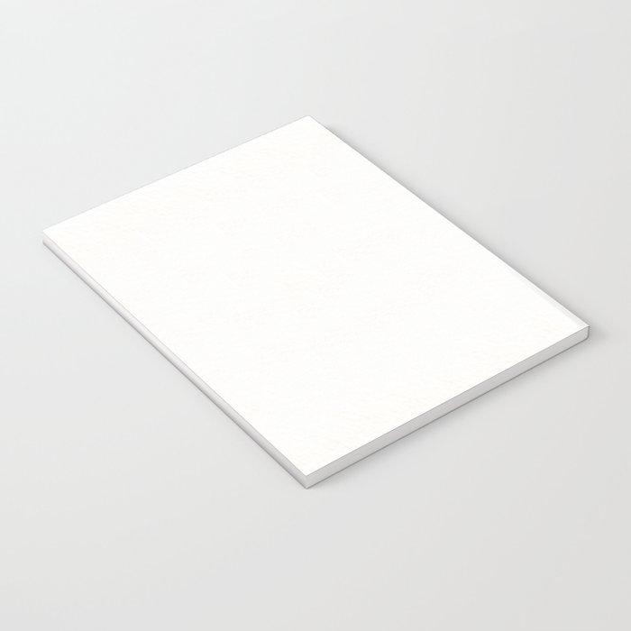 A Better World Notebook