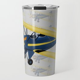 Bi-Plane - Fleet Model Travel Mug