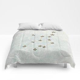 Virgo x Astrology x Zodiac Comforters
