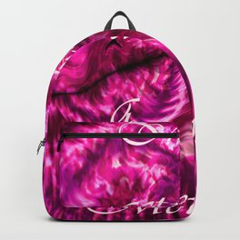 I´m actually a Mermaid - Pink Backpack