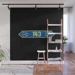 143 - A Legacy of Love Wall Mural