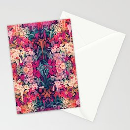 Loves me maybe Stationery Cards
