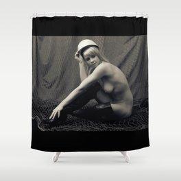 nude Shower Curtain