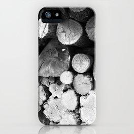 Lumber iPhone Case