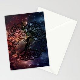 Viking Tree of life Stationery Cards