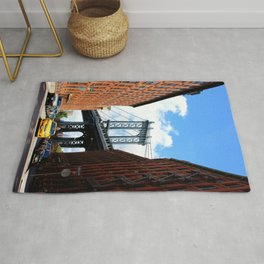 That Brooklyn View - The Empire Peek Rug