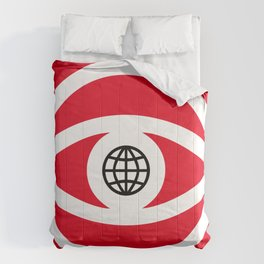 Illustrated new year wishes: #9 SEE WORLD Comforters