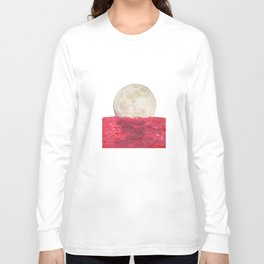 moonrise Long Sleeve T-shirt
