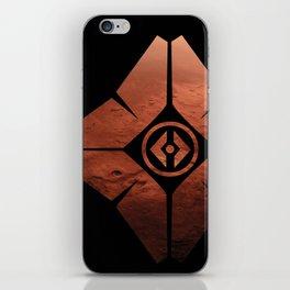 DestinyGhost-Mars iPhone Skin