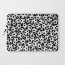 Soccer balls Laptop Sleeve