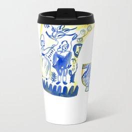 Time for Tea Metal Travel Mug