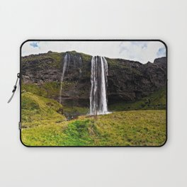 Seljalandsfoss Waterfall in Southern Iceland (2) Laptop Sleeve