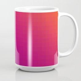 Mosaic Gadient Coffee Mug