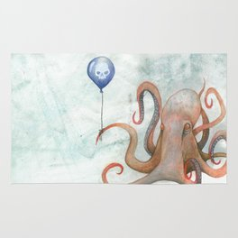 doom balloon Rug